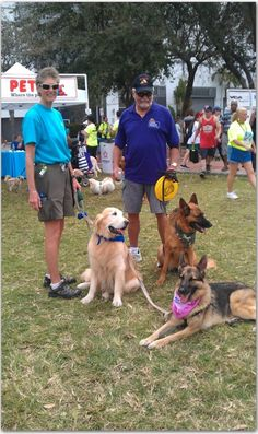 #canineassistedtherapy  Therapy Dogs in Fort Lauderdale.