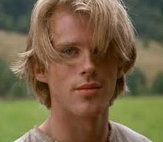 Carey Elwes as Wesley (The Princess Bride)- I know he's old now, but back then... mmm...