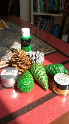 Cone Paint Crafts, Painting, Painting Art, Paintings, Crafting, Paint, Draw, Diy Crafts, Craft