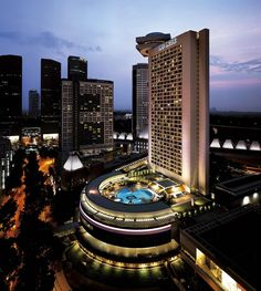 The 4.5-star Pan Pacific Singapore in Singapore (Marina Bay) is minutes from Marina Square and Esplanade Theatres.