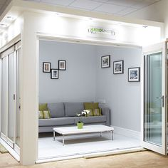 Our showroom is open for appointments! If you want some inspiration and advice on home renovation plans, feel free to make an appointment by contacting our sales team on 01625 44 28 99. Folding Doors, Exhibitions, Home Renovation, Appointments, Showroom, Blinds, Gallery Wall, Advice, Free