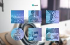 Onado One Page Theme on Web Design Served