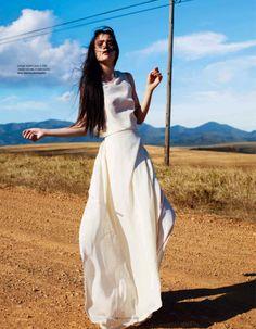 Elle Netherlands April 2013 7  Model: Emily Meuleman