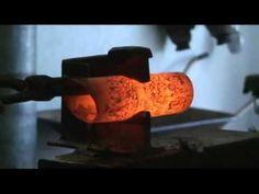 World Championship Blacksmiths, Craig Trnka - Toe Grabber - YouTube