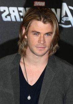 Chris-Hemsworth-Celebrity-Hairstyle  http://www.realmensbarbershop.com