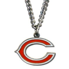 NFL Chicago Bears Chain Necklace by Siskiyou. $8.40. NFL  Chain Necklace