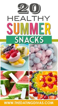 Healthy Snacks For Kids 105 Summer Snack Ideas - The Dating Divas - 105 summer snack ideas, including TWENTY-FIVE for the Fourth of July, that are sure to be crowd pleasers! Healthy Summer Snacks, Healthy Afternoon Snacks, Summer Treats, Summer Food Kids, Summer Bbq, Diabetic Snacks, Healthy Snacks For Diabetics, Healthy Recipes, Healthy Food