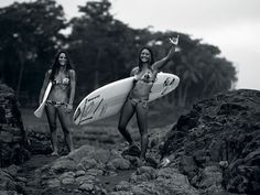 local girls, surfer girls <3
