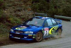 Subaru impreza wrx sti coupe type r. Subaru Rally, Subaru Impreza Wrc, Rally Car, Rallye Wrc, Colin Mcrae, Gt Turbo, 5 Rs, Versace, Performance Cars