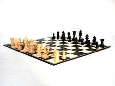 1967 Chess and Checker Set Cavalier by Pacific Game Co