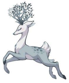 """I'm not a fan of Reality"" — skippylynn: Winter Guardian by Kawiku - Fantasie & Fabelwesen - Tiere Creature Drawings, Animal Drawings, Cute Drawings, Wolf Drawings, Mythical Creatures Art, Fantasy Creatures, Arte Do Kawaii, Illustration Art, Illustrations"