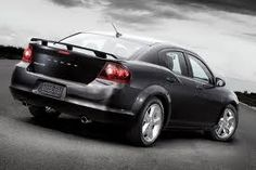 #Dodge #Avenger.....just as cool as the name!