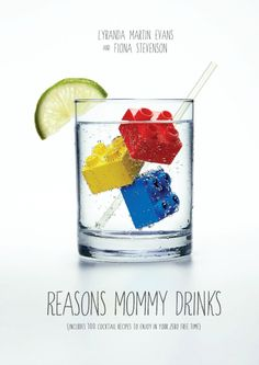 Reasons Mommy Drinks Review