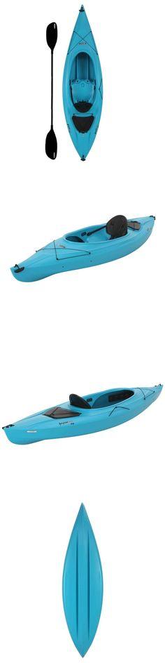 Kayaks 36122: Lifetime 116 Inch Payette Sit Inside Kayak - Glacier Blue (90692) -> BUY IT NOW ONLY: $439.95 on eBay!