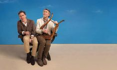 Rob Brydon and Steve Coogan: 'Work-wise, Steve's terrific. On a personal level, appalling' Tim Key, Rob Brydon, Baby Cows, Photo Grouping, The Guardian, 10 Years, Greece, Greece Country, Calves