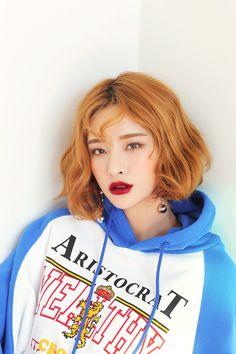 korea daily style #stylenanda #3CE