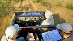 Leadwood Lodge in the Exeter Game Reserve is a premier safari destination with excellent game viewing opportunities.