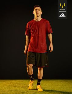 1504c75e3 New Adidas adizero Messi Football Boots