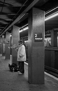 Street music NYC