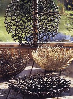 Он обрезал деревья в саду, а прутья забрал домой. Зачем? Не спрашивай, смотри… | вазы | Pinterest | DIY, Crafts and Nature crafts   Он обрезал деревья в саду, а прутья забрал домой. Зачем? Не спрашивай, смотри… | вазы | Pinterest | DIY, Crafts and Nature crafts