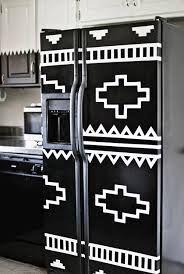 washi tape fridge - Google Search