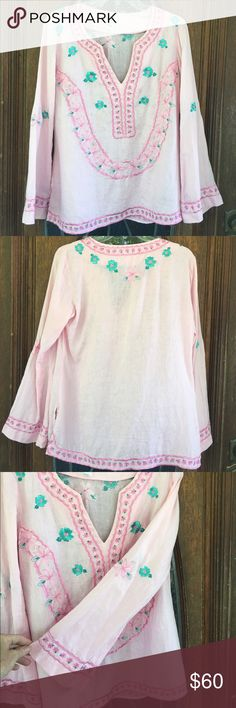 LOWBALL ME!! • Lilly Pulitzer • sz XS Lilly Pulitzer tunic. Pink. Size XS. Lilly Pulitzer Tops Tunics