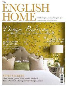 The English Home Magazine Subscription, 12 Digital Issues | Zinio - The World's Largest Newsstand