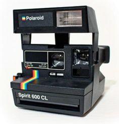 Polaroid camera, so easy and fun to use