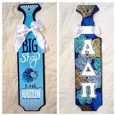 Whether it&rsquos big/little crafting, decorating or just having a fun night in, sorority girls certainly know how to be artistic. That being said, sorority paddles are some of the best way for sorority girls to show off what they got. Sorority paddles are a gift in Greek Life that little&rsquos give to their big&rsquos (or sometimes big&rsquos give to their little&rsquos) to show the bond they have with each other. When I got my paddle it was one of the greatest mom...