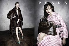 The Best of Fall 2013 Campaigns: Prada
