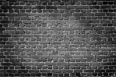 Black and White Brick Wallpaper Mural wall murals and Black and White Brick Wallpaper Mural removable wall decals are easy to install. Buy self-adhesive Black and White Brick Wallpaper Mural wallpaper by Limitless Walls. Brick Wallpaper Mural, White Brick Wallpaper, Vinyl Wallpaper, Adhesive Wallpaper, Black Brick Wall, Old Brick Wall, White Brick Walls, White Bricks, Faux Brick