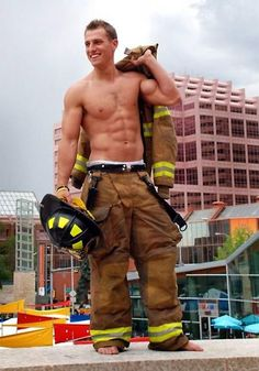 Fireman To The Rescue
