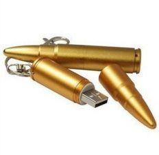 Bullet Style USB Flash Drive http://www.becauseordinarysucks.com/bullet-style-usb-flash-drive/