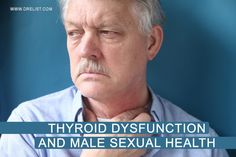#Thyroid #Dysfunction And #Male #SexualHealth  Unfortunately, more than 60% people living with thyroid dysfunction have no idea of their #illness, which often delays the #diagnostic and process.