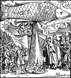 Grabado en madera de Hieronymus Höltzel, 1523, Nbg