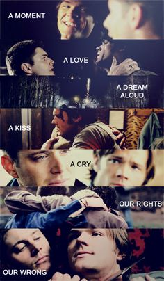 #spn loving the song lyric crossovers lately