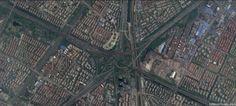 Xinzhuang interchange, Shanghai, China #amazingarchitectures #travel