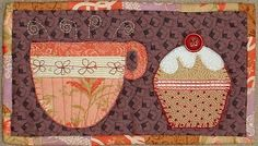 The Patchsmith: Mothers Day Mug Rugs