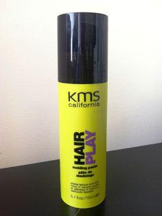KMS California Hair Play Molding Paste  http://www.ballbeauty.com/kms-hair-play-molding-paste-5-1-fl-oz.html
