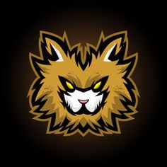 Find Cat Mascot Logo Vector Illustration Cat stock images in HD and millions of other royalty-free stock photos, illustrations and vectors in the Shutterstock collection. Pet Shop, Zentangle, Corporate Logo Design, Florist Logo, Butterfly Logo, Esports Logo, Owl, Cat Vector, Abstract Logo