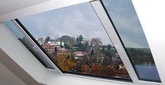 Dachschiebefenster PREMIUM :: Fertiggauben mit System - SPS.Gauben
