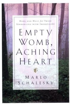 Empty Womb, Aching Heart: Hope and Help for Those Struggling With Infertility by Marlo Schalesky. $12.70