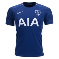 Tottenham Hotspur Away Soccer Jersey 17/18 This is the new Tottenham Hotspur Away Football Shirt 17/18. A new season means not only a new stadium, but also a new shirt sponsor for Spurs. The debut away jersey from Nike is a stunning blue with accent color white. There is a sewn on team badge and […]