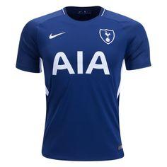 17 18 Tottenham Hotspur Away Navy Soccer Jerseys 64ce72301