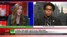 Occupy's 'Strike Debt' buys debt cheaply... then forgives it