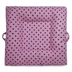 Polka Dots - Pink - LaLaLounger #nursery #playroom #kids #babies #lalalounger