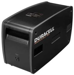 Duracell Watt Five Outlet Rechargeable Power Source Battery Biz PowerSource 1800 601 Solar Panel Kits, Solar Panels For Home, Solar Panel System, Panel Systems, Home Ac, Look Good Feel Good, Power Outage, Wall Outlets, Survival Prepping