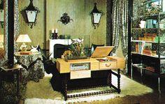 The Giki Tiki 1960s Home Decor, Retro Room, 1960s Fashion, Rooms, Furniture, Lifestyle, Vintage, Bedrooms, Modern 60s Fashion