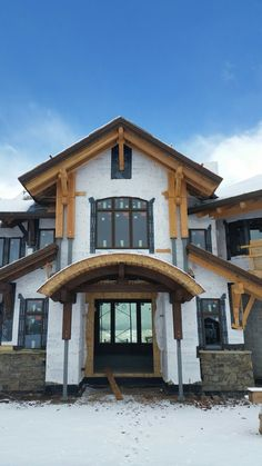 Mountain Home In Promontory Park City Utah Builders Cameo Homes Inc