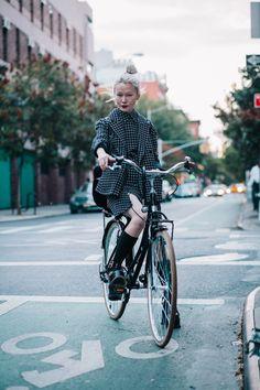 New York Bike Style.